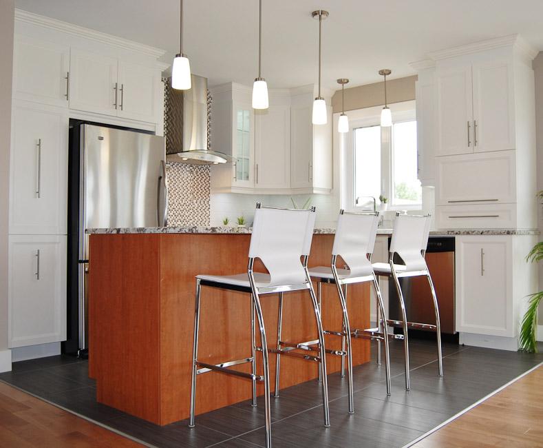 D coration armoires de cuisine miralis rouen 2826 for Armoires de cuisine home depot
